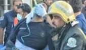 عم بطل الدفاع المدني مشعل العنزي يؤكد تحسن حالته الصحية