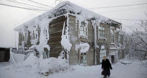 ياكوتيا تسجل انخفاضًا شديدًا في درجات الحرارة يؤدي لإلغاء الدراسة