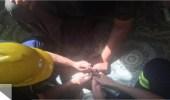 الدفاع المدني يزيل خاتم احتبس في يد رجل بجدة