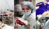 روسيا تفتح تحقيقًا بشأن ممرضة تسخر من المرضى وتهين الأموات