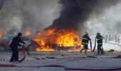انفجار عبوة ناسفة وإصابة 4 مدنيين شمال بغداد