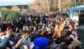 """رغم قمع """" الملالي """" .. الثورة الإيرانية صامدة لليوم ال11"""