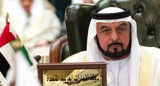 """"""" الإمارات """" تعلن الحداد 3 أيام لوفاة والدة رئيس الدولة"""
