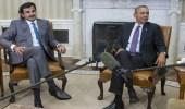 """"""" الديلي ميل """" تفجر فضيحة جديدة بين أوباما وقطر"""