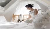 """بالصور..  أحدث موضة في الـ """" فوتو سيشن """" للعرائس"""