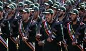 """بالفيديو.. حرق مقر قوات """" الباسيج """" في طهران"""
