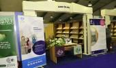 ثراء جناح المملكة يجذب أنظار رواد معرض القاهرة للكتاب في افتتاحه