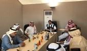 """"""" الدوسري """" يقف على مشاركة الصحة في مهرجان الملك عبد العزيز لمزاين الابل"""