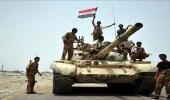العشرات من مليشيا الحوثي تستسلم للجيش اليمني بالحديدة