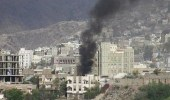 مليشيا الحوثي الانقلابية تقصف مناطق سكنية في البيضاء