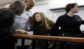 """سلطات الاحتلال تنقل """" التميمي """" إلى زنزانة انفرادية وتمنع الزيارة"""