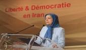 رجوي: النظام الإيراني يحاول إخماد الانتفاضة بقمع المواطنين
