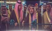 بالصور.. أمير القصيم يفتتح المبنى الجديد للمركز الثقافي في بريدة
