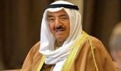 أمير الكويت يتسلم رسالة خطية من رئيس الإمارات