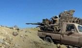 الجيش اليمني يحقق انتصارات شرق صعدة باليمن