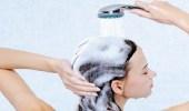 إضافة الملح للشامبو لعلاج مشكلات الشعر
