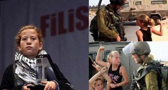 إسرائيل: 12 اتهام للطفلة عهد التميمي