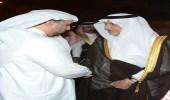 """الأمير خالد الفيصل يقدم واجب العزاء في وفاة """" البترجي """""""