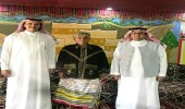 """بالصور.. """" العمرة """" يزور قصر مالك الشعبي برجال ألمع في عسير"""
