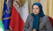 رجوي تؤكد أن الشعب الإيراني مصمم على إسقاط نظام الإرهاب