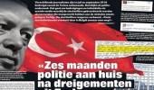 تركيا تهدد الصحفيين المعارضين برسائل إلكترونية