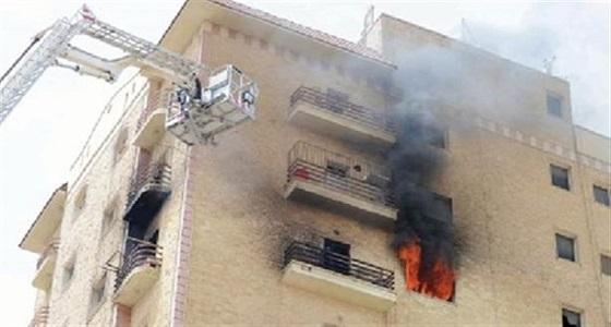 """"""" حاسب لوحي """" يتسبب في اندلاع حريق بشقة في جدة"""