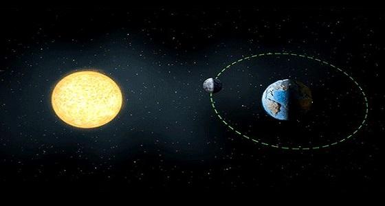 فلكية جدة: القمر يصل إلى مرحلة الاقتران الأربعاء