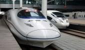حريق قطار فائق السرعة بالصين ولا إصابات