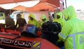 مدني الباحة: توقعات بهطول أمطار اليوم على المنطقة