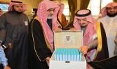 بالصور.. الأمير فيصل بن بندر يستقبل مدير جامعة الإمام