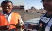 بالفيديو.. أهالي حائل يقدمون القهوة لرجال الأمن تقديرا لجهودهم