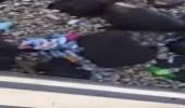 بالفيديو.. نفايات الواجهة البحرية بجدة تثير غضب المواطنين