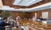 وزير الشؤون الإسلامية رأس اجتماع اللجنة العليا لتقنية المعلومات