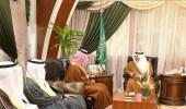 أمير الشرقية يلتقي بنائب رئيس مجلس إدارة الهيئة العامة للرياضة