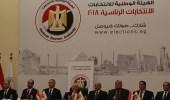 """"""" الوطنية للانتخابات """" : مرشحي الرئاسة المصرية السيسي وموسى مصطفى"""