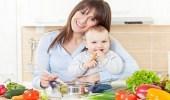 باحثون ينصحون الأم المرضعة بتناول الأطعمة الحارة