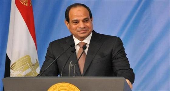الرئيس المصري يكشف عن مشروع عملاق لمواجهة سد النهضة الإثيوبي