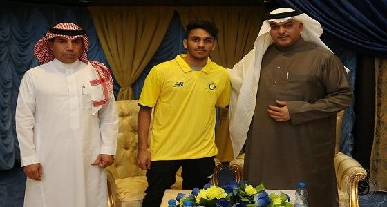 """النصر يوقع عقدًا احترافيًا مع """" الشنار """""""