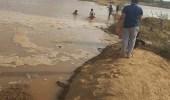مصرع شاب غرقا في سيول وادي حلي بالقنفذة