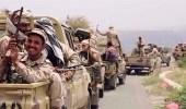 قتلى وجرحى بين الحوثيين بعد استهداف الجيش طقم لهم بتعز