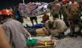 بالصور..مقتل طفلة وإصابة 17 في حادث دهس بالبرازيل عن طريق الخطأ