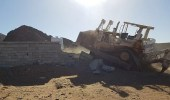 ضبط 9 تعديات على أراضي حكومية في المدينة المنورة