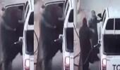 بالفيديو.. القبض على أحد اللصوص المعتدين على بنجلاديشي بمحطة بنزين في القريات
