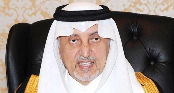 غدًا.. أمير مكة المكرمة يستأنف جولاته على المحافظات