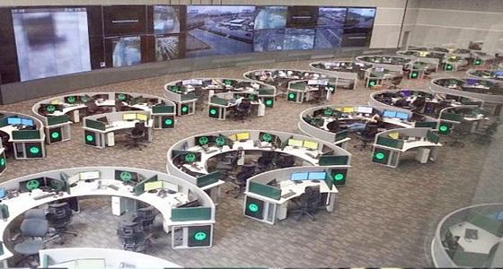 عمليات مكة المكرمة تستقبل 40 ألف اتصال في يوم
