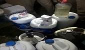 القبض على وافد آسيوي يصنع الخمور في شقة سكنية ببلقرن