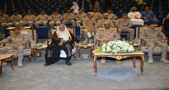 قائد كلية الملك عبدالعزيز الحربية يفتتح برنامج القوات المسلحة للوقاية من المخدرات