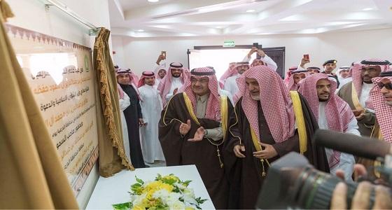 وزير الشؤون الإسلامية يفتتح المبنى الجديد لإدارة المساجد والدعوة والإرشاد بالدرعية