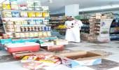 بالصور.. رصد 15 مخالفة ومصادرة مواد منتهية الصلاحية خلال جولات ببارق