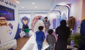 """بالصور.. جناح """" الملك فهد الأمنية """" بالجنادرية يشهد عرضاً لتاريخ الكلية"""